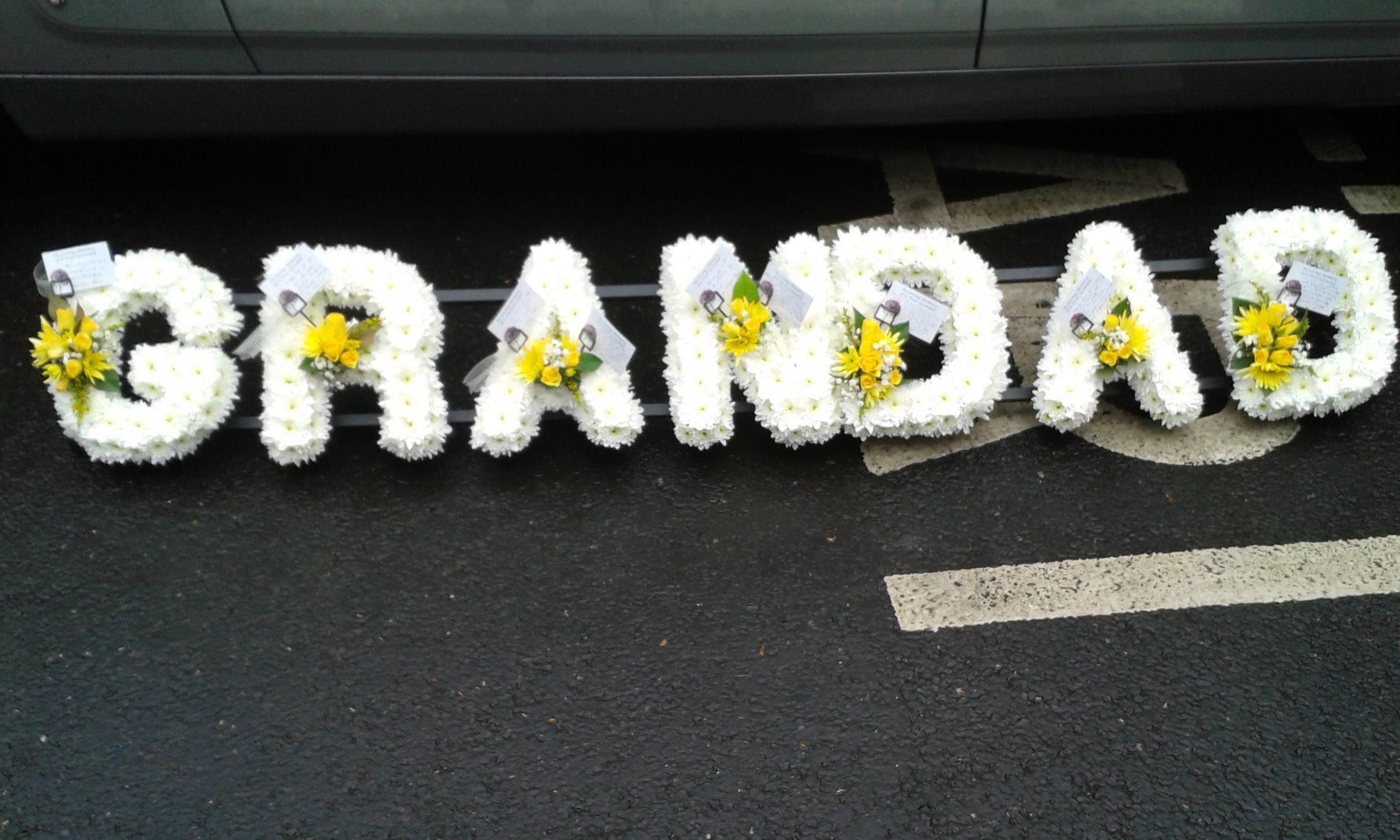 Grandad tribute nenes flowers grandad tribute izmirmasajfo