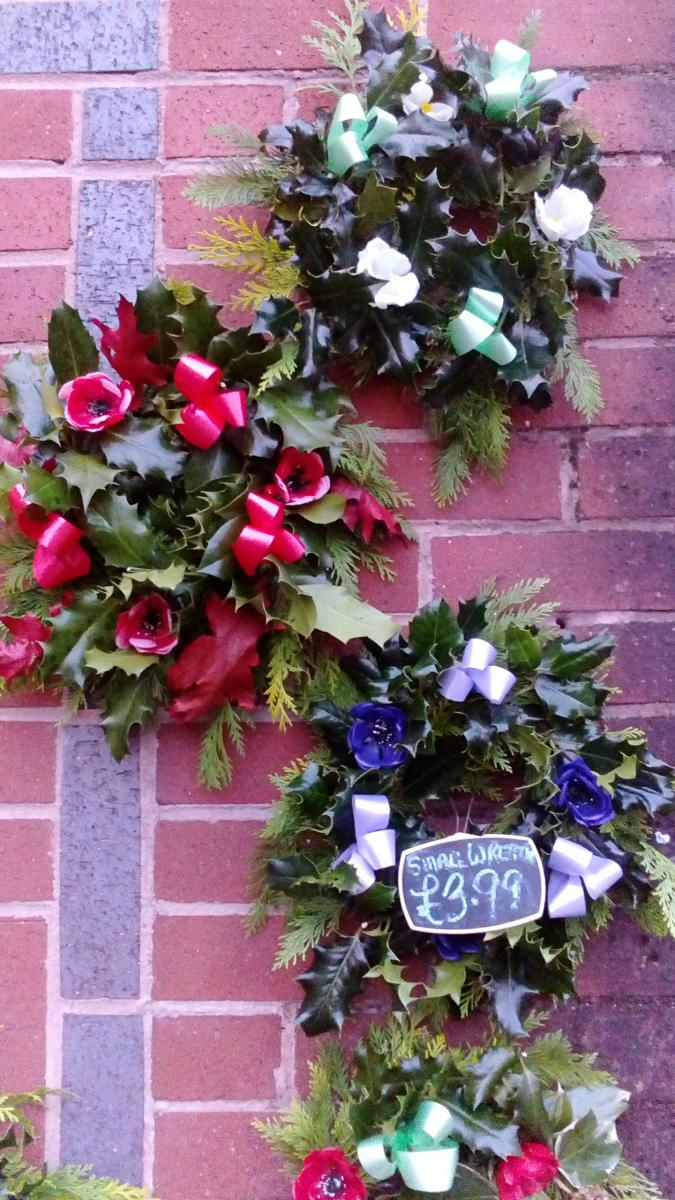 Wreaths - Small