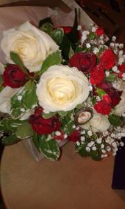 Wedding - Red & White BQ