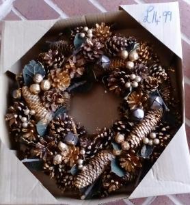 Wreath - Large Boxed XMas