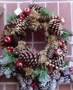 Wreath - Pine XMas