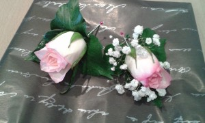Wedding-Pink-Rose-Button-Holes-01